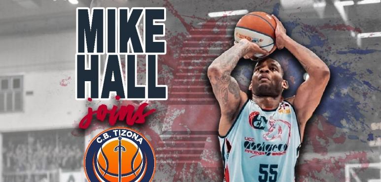 Mike Hall joins Club Baloncesto Tizona Burgos