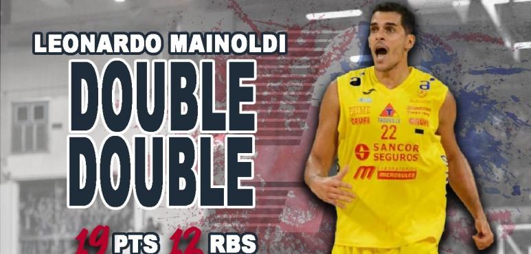 Double-double by Leonardo Mainoldi in Uruguay