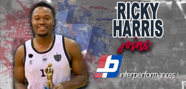 Ricky Harris joins Interperformances