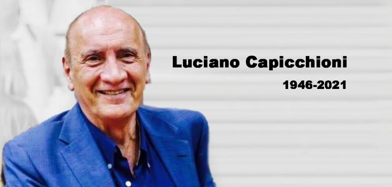 Interperformances President Luciano Capicchioni passes away