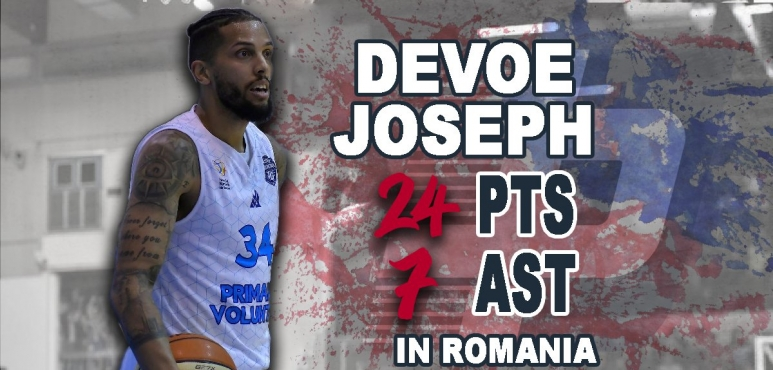 Shooting night for Devoe Joseph