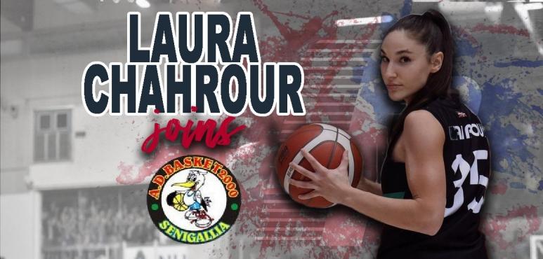 Laura Chahrour signs with Senigallia