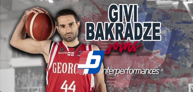 Givi Bakradze joins Interpefomances