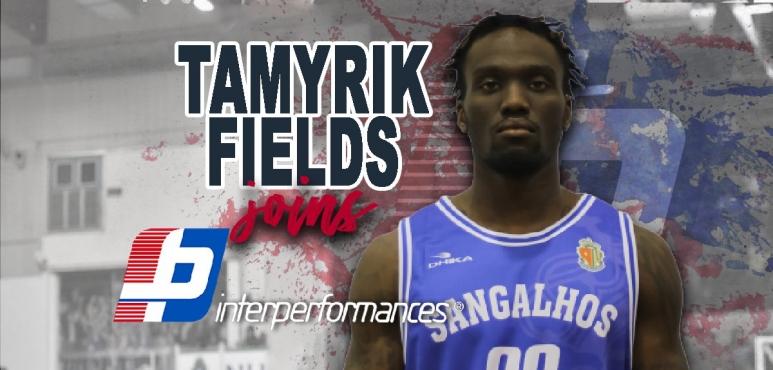 Tamyrik Fields joins Interperformances