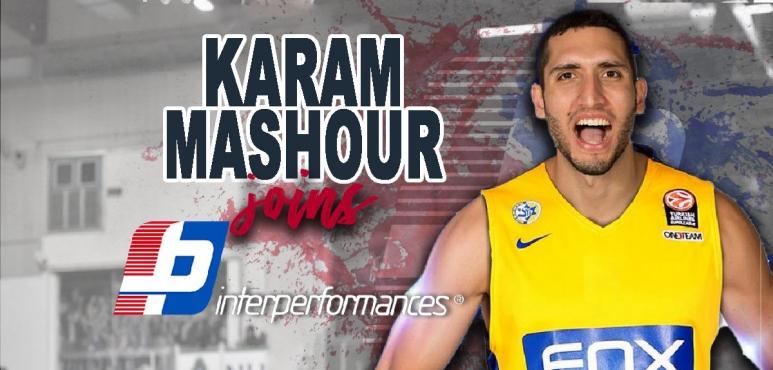 Karam Mashour joins Interperformances