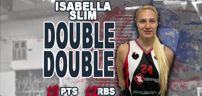 Isabella Slim leads San Giovanni to A2 finals
