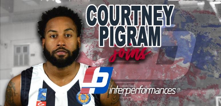 Courtney Pigram joins Interperformances