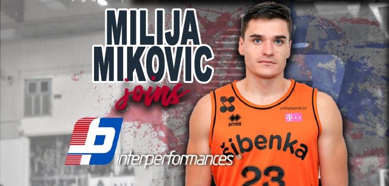 Milija Mikovic joins Interperformances