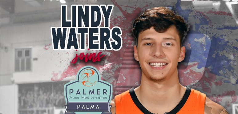 Lindy Waters joins Palma in Spain