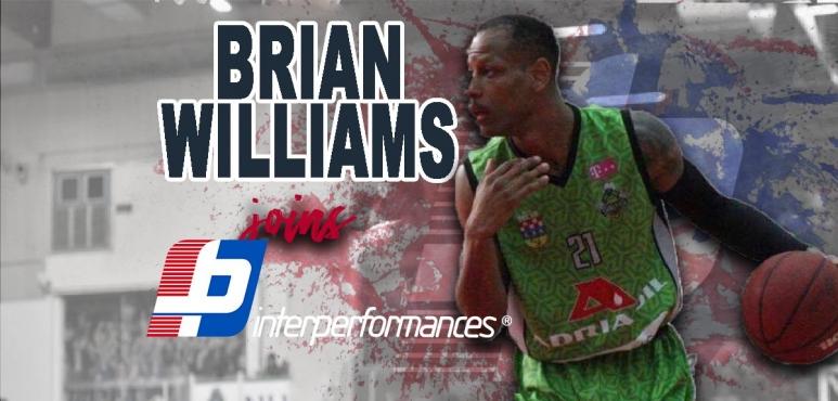 Brian Williams joins Interperformances