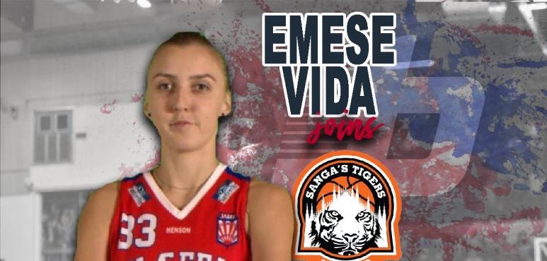 Vida Emese joins  Sanga Milano