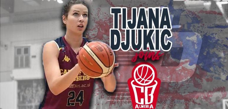 Tijana Djukic joins ISE C.B. Almeira.