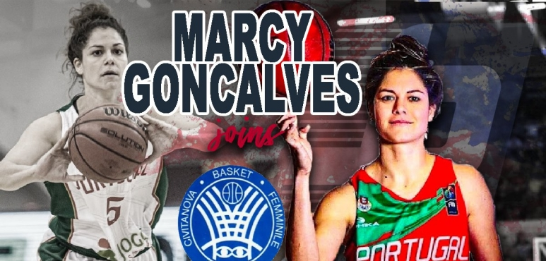 Civitanova signs Marcy Goncalves