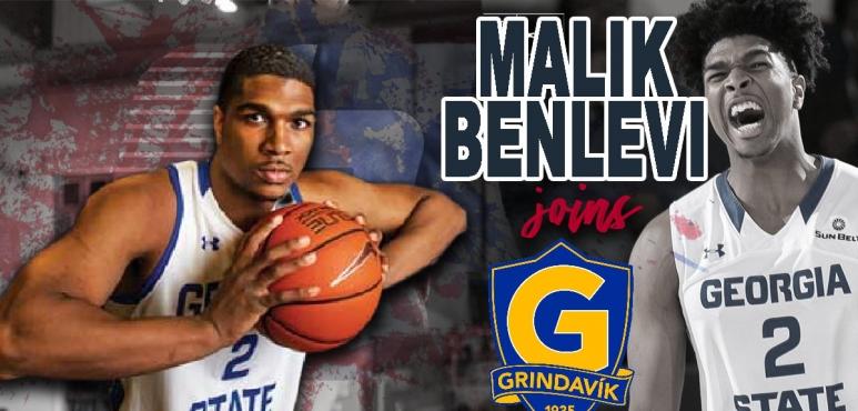 Malik Benlevi signs with Grindavik