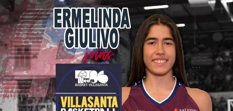 Basket Villasanta adds Ermelinda Giulivo